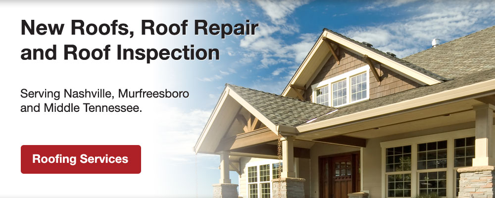 Roofing Companies Nashville